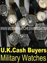 Army Watches Military Watches Hanhart valuation