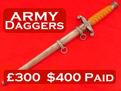 army dagger price