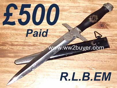 german dagger paid valuation rlb em