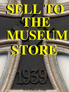 selling a collection of militaria