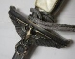 "Government officials daggers.Ebay's policy on Third Reich aftifacts and all daggers ?Are you selling a sword ?.DAVID MATTEY IS ON-LINE TO ANSWER INQUIRIES AND MAKE OFFERS WITHOUT OBLIGATION. German Dagger Buyers pay in advance using the ""Paypal""service. Sellers will not be required to ship items until full payment is shown to have been deposited in their ""Paypal""Accounts. Customers can expect to achieve around 70% of the list Prices seen on specialist websites for equivalent items. The selling process is immediate. German Dagger Buyers cover shipping costs and fees. Consigned collections and special items will achieve a greater return figure for sellers, potentially 80%-90% of dealers listed prices.Government officials / Diplomatic Daggers"