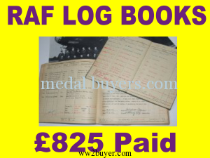 pilots log book for sale