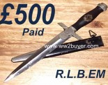 Valuation Of R.L.B. Daggers