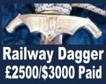 Railway Dagger Price