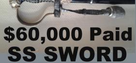 German Swords & Sabres valuation