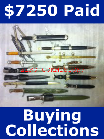 Selling Militaria Collections