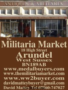 Uk Militaria shops
