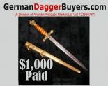 Kriegsmarine Daggers wanted 2015-2016 ! High