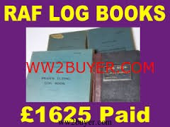 log books air gunner