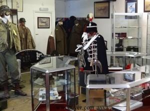 The militaria market Arundel