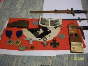 Verbot des Verkaufs der nationalsozialistischen Militaria.
