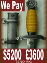 German daggers teno price