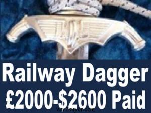 Railway Dagger