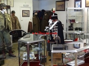 militaria market interior