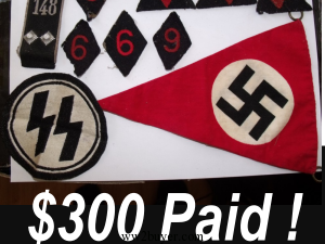 nazi flag prices