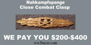 nazi clasps