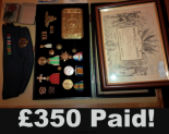 Selling Medals And Military Antiques