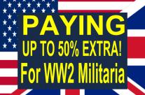 Militaria Valuations
