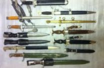 authentic military artefacts
