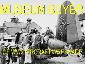 aircaft wreckage poling-sussex-1941