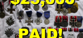 Who Pays The Best Prices For Militaria?