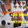 Why sell militaria now! ? Prices and trends within Militaria collecting from 2017