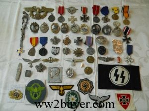 German Badges