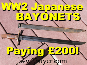 Early Type 30 bayonets