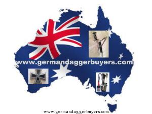 Australian daggers