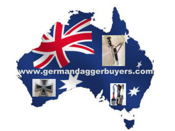 German Dagger Buyers In Australia