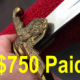 SELL MILITARIA TO US IF WE OFFER THE MOST MONEY