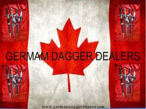 Germa Militaria dealers Canada
