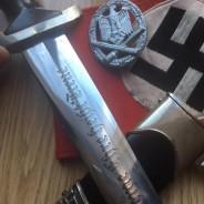 Did the market for Nazi memorabilia peak in 2010?