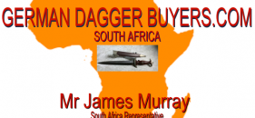 Selling German Daggers In South Africa