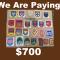 German WW2 Cloth Badges