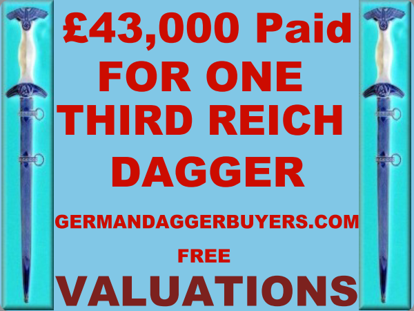 The Valuation of German daggers