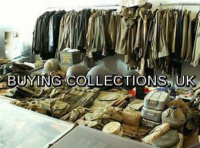 Selling Military Items To Online Advertisers .