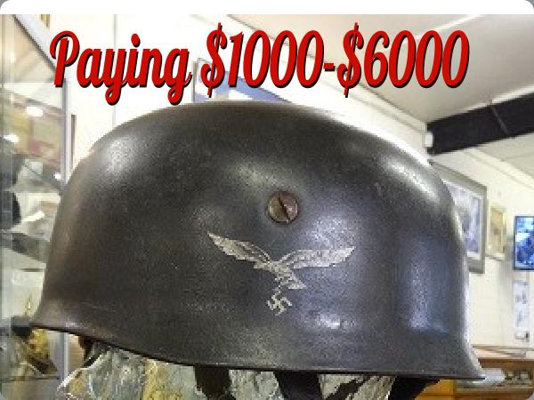 Museum Purchase Of German Helmets